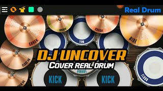 DJ UNCOVER X ANJING BANGET - COVER REAL DRUM