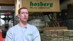 Bio-Eier-Lieferant - Hosberg AG in Rüti