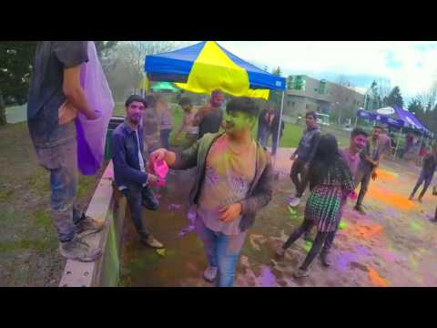 Victoria - Holi Celebration 2017 @ Camosun College, Victoria , British Columbia, Canada