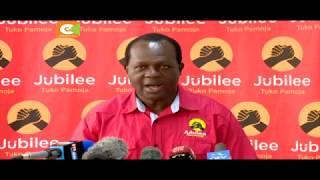 Jubilee: Tutapunguza mamlaka ya mahakama ya juu