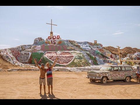 Salvation Mountain | A Wanderfoot Adventure in California