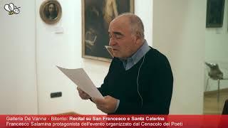 Francesco Salamina, il poeta che fa rivivere i classici