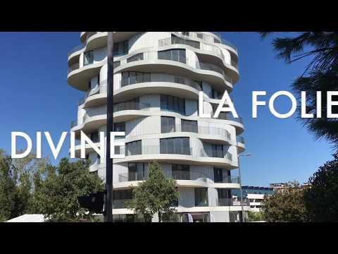 La Folie Divine, La Première Folie Architecturale à Montpellier