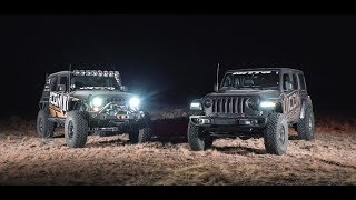 Nitto takes on the JL!  Is it a better Wrangler?