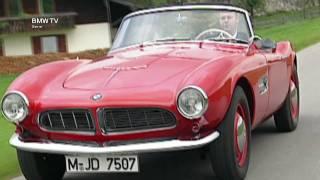 BMW Legenden: Der BMW 507.