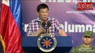 Full Speech | President Duterte - October 11, 2017