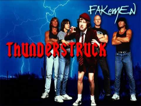 AC/DC - THUNDERSTRUCK // Traduzione ITA by Fakemen