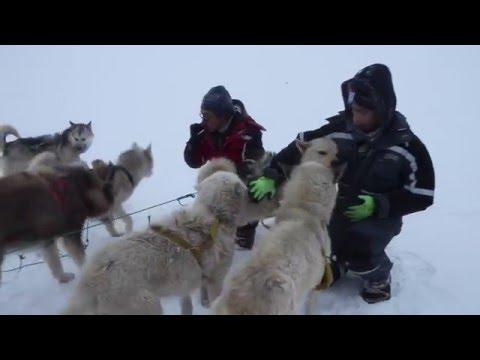 Visiting Uummannaq, Greenland in Winter