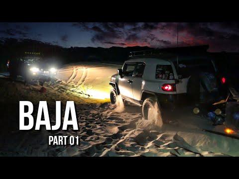 Overland Baja Pt. 01 - The First Stuck