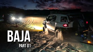 Overland Baja Pt. 01 - The First Stuck