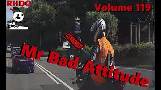 Bad Drivers & Observations of Nottingham UK Vol 119