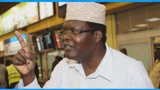 Miguna Turns Down Sonko's Nomination, Terms it 'A Malicious Distraction'