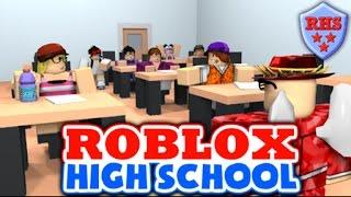 roblox high school
