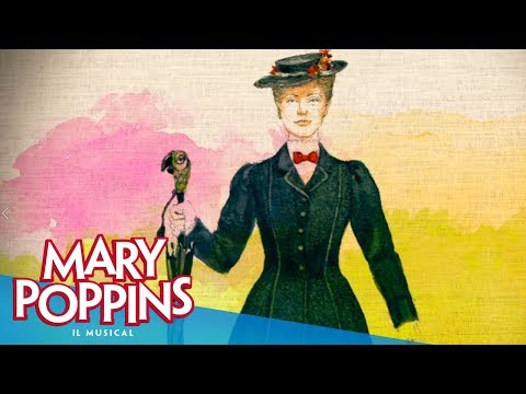 Mary Poppins | Perchè amiamo Mary Poppins (T. Schumacher, C. Mackintosh, F. Bellone)