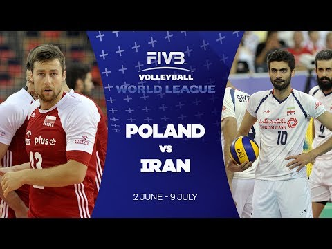 Poland v Iran highlights - FIVB World League