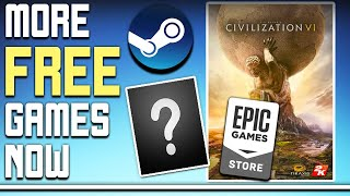 Civilization VI FREE Right Now on EGS + Free Steam Game and Steam Free Weekends