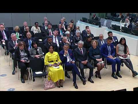 ICC Inaugural Ceremony for the Opening of the 2018 Judicial Year