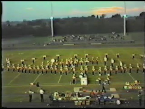 Salem Community High School Marching Band - Champaign, Illinois 1985 (part 2 of 2)