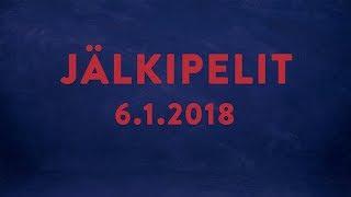 Jälkipelit 6.1.2018 - Markus Ruusu ja Niko Ahoniemi