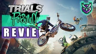 Trials Rising Switch Review - MUST Buy Motorcross Mayhem! (Video Game Video Review)