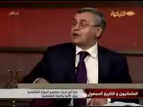 Prof. Dr. Ahmet Akgündüz TRT Al Arabia Osmanli 01.07.2012 -1