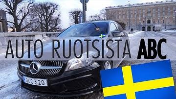 Auto Virosta Suomeen