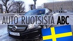 Auto Ruotsista ABC