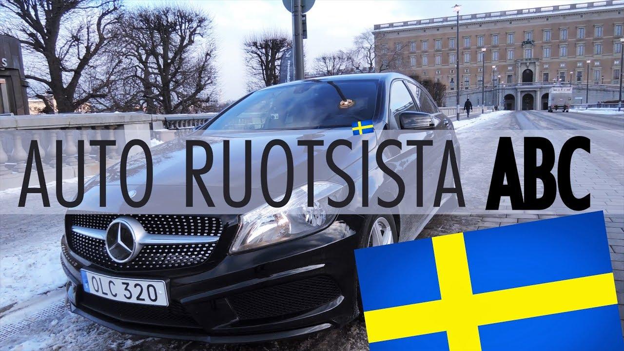 Auto Ruotsista