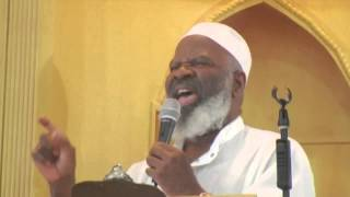 Sinners in Need of Mercy (Imam Siraj Wahaj)  Amazing Lecture!!!