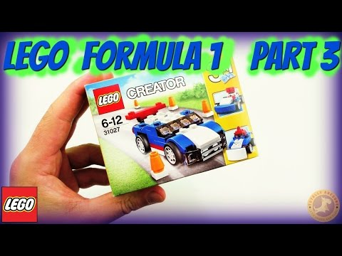 Valvoline Nascar Race Car Instructions Lego