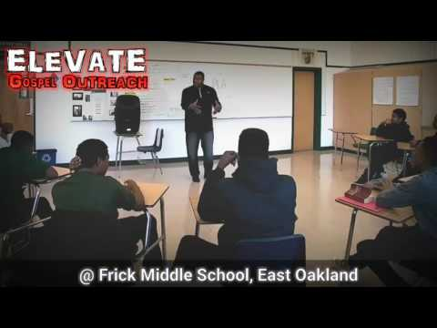 Elevate Gospel Outreach @ Frick Middle School
