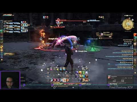 Final Fantasy XIV Bard leveling day 1 Part 6