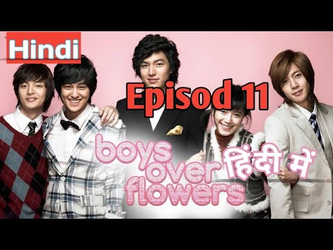 Download Boys over Flower⭕ Ep 11 korean drama hindi dubbed full episode on netflix and MX Player