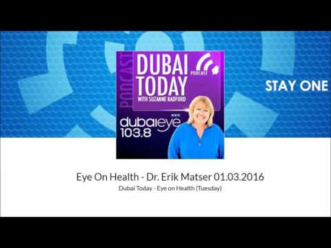 What Is Real Talent  Dr  Matser explains on Dubai Eye Radio