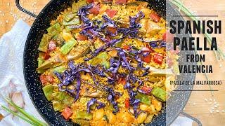 Spanish Paella Recipe From Restaurante La Murciana In Valencia Spain