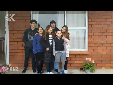 The Colombian refugees who call Invercargill home