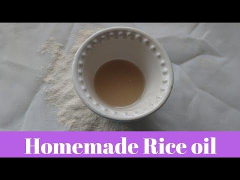 how-to-make-rice-oil-for-hair-&-skin---2-methods