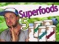 5 SUPERFOODS die keiner braucht, Chiasamen usw.. + Wildkräuterporn