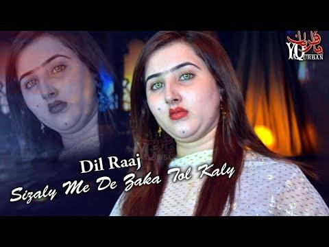 DilRaj Pashto New Songs 2018 - Sizaly Me De Zaka Tol Kaly - Dil Raaj New Song 2018 HD