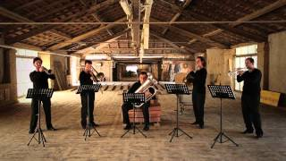 J.S. Bach - Prelude and Fugue in C minor BWV 549