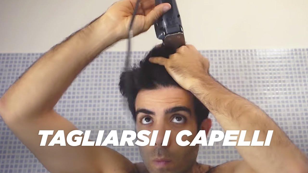Tagliarsi i capelli - YouTube