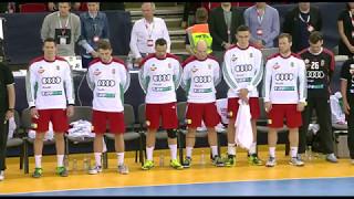 Magyarország - Dánia férfi Európa-bajnoki selejtező 25-25 (14-11) 2017.05.04.