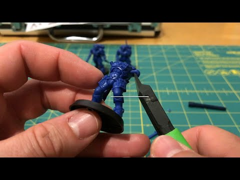 How-to: Building Primaris Reivers for improved poses +chats: Upcoming releases from Forge World, GW