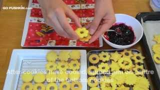 Recipe: Czech Linzer Cookies - Linecke Kolacky