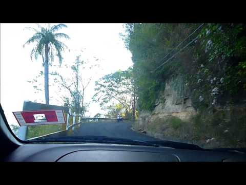 The Island of Grenada- Driving from St George's To St Patrick's (FULL)