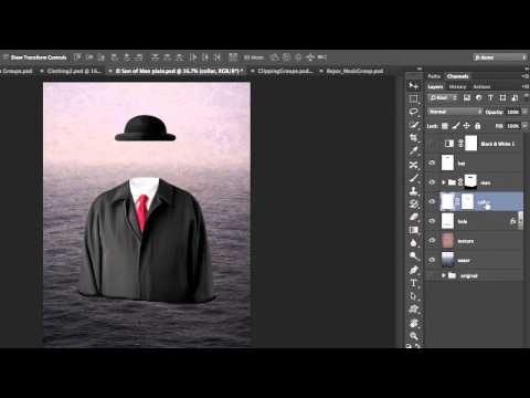 5 Reasons to Use Layer Groups in Photoshop