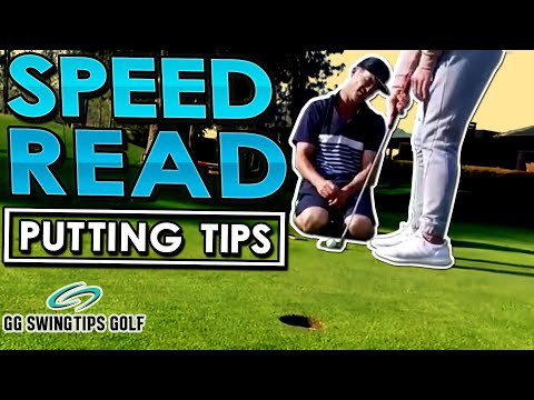 George Gankas Putting Tips – Consistent Speed and Reads