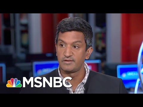 How President Donald Trump's Team Uses Social Media To Impact The Public | Morning Joe | MSNBC
