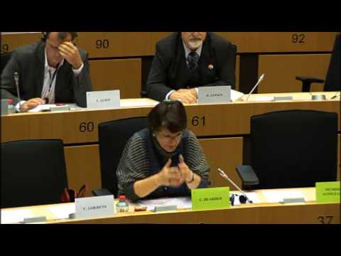 Speech on Conflict Minerals and Mining in Developing Countries - 10th November 2014