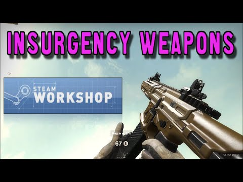 Insurgency Weapons From Community Workshop